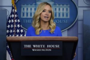'Reporter' Takes a Moment to Give a Joe Biden Fashion Update, Kayleigh McEnany Responds Accordingly