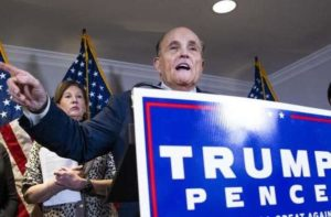 WATCH LIVE: Pennsylvania Legislators, Giuliani Hold Public Hearing On 2020 Election Irregularities