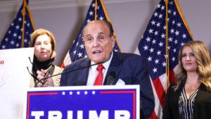 Trump team says it's won hearings in Arizona, Michigan, Pennsylvania legislatures on voting concerns
