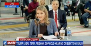 Trump Legal Team Responds to Certification of Arizona's False Election Results – Secretary of State Now Reporting RECORD 79.9% Voter Turnout
