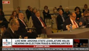 VIDEO: Anonymous Email from Arizona Tech Worker Alleges 35,000 Votes Were Given to Democrats in Pima County — Was Told During Sept. 10 Meeting (VIDEO)