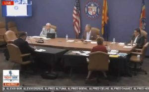 BREAKING: Maricopa County Board of Supervisors Refuses to Comply With Subpoenas to Turn Over Dominion Voting Machines for Audit (VIDEO)