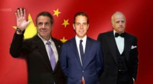 BREAKING EXCLUSIVE: Hunter Biden, James Biden, Former Top DOJ Leaders and a China Billionaire Held a Last Minute Meeting in 2017 with New York Governor Cuomo – Why was That?