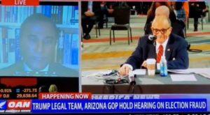 Dr. Shiva Presents Data at Arizona Hearing That Completely Obliterates Biden Victory Narrative (VIDEO)