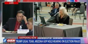 Arizona Witness: Truck Loads of Ballots Kept Coming in 10 Days After Elections Officials Thought They Were Done Counting Votes (VIDEO)