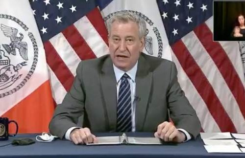 "Comrade De Blasio: ""I'd Like to Say Very Bluntly: Our Mission is to Redistribute Wealth"" (VIDEO)"