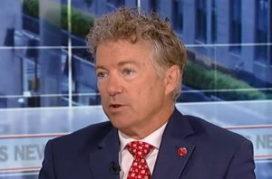 Senator Rand Paul Raises Questions About Voting Anomalies In Key Swing States
