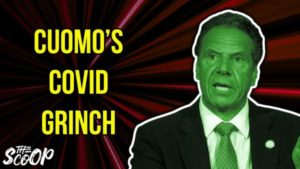 WATCH: Governor Cuomo Makes The Dumbest COVID Comparison Possible (VIDEO)