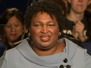 Stacey Abrams Cheers 7.7 Million Registered Voters Ahead of January Run-Off — REPUBLICANS LEFT LOOKING INEPT AND STUPID